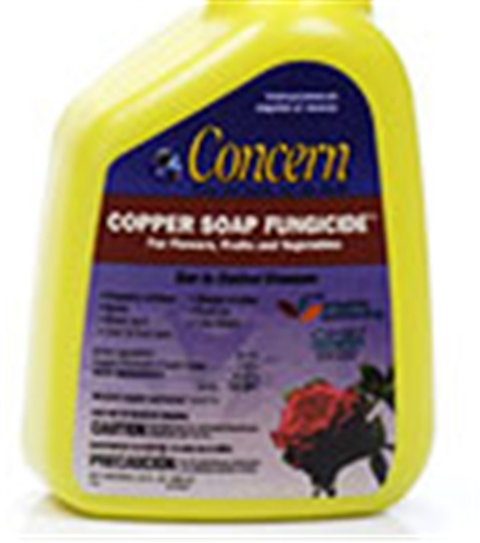 Concern Copper Soap Fungicide